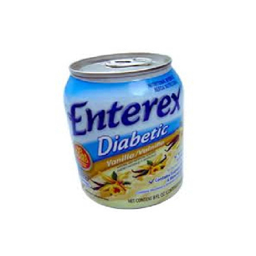 Enterex Diabetic Lata 237 ml Código 17039