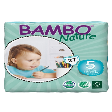 Panal Bambo Nature Junior 5 Codigo 10135