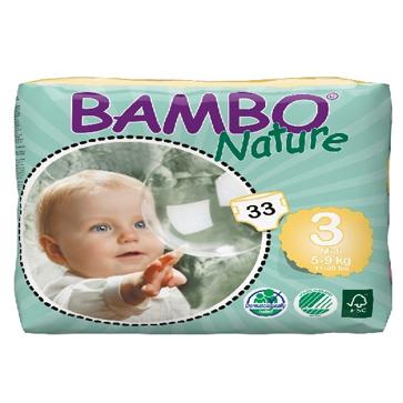 Panal Bambo Nature Medi 3 Codigo 10133