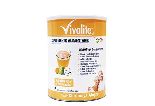Vivalite Chirimoya Alegre 900g