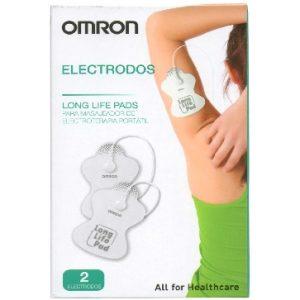 Electrodos Long Life para masajeador de electroterapia portátil